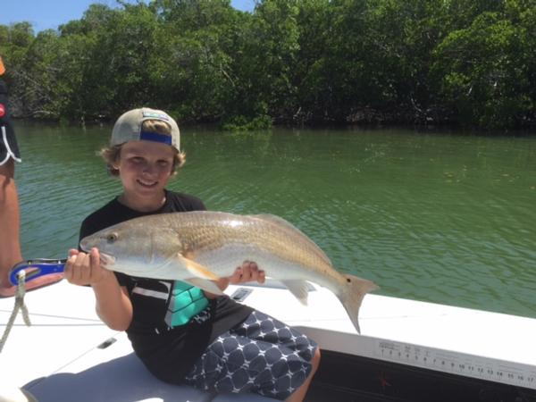 Fishing Report July 27 2015